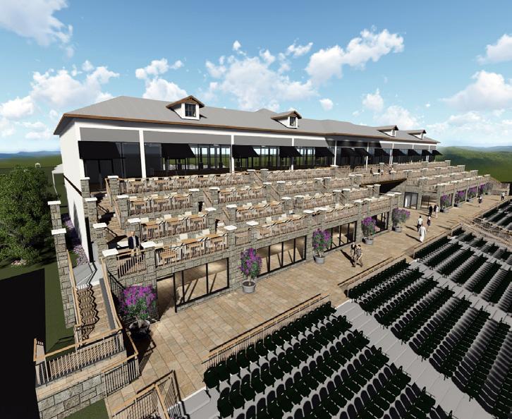 Tryon International Equestrian Center Hotel Amp Stadium